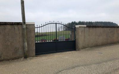2018 – Réfection des cimetières